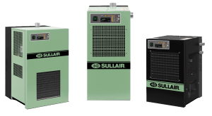Non-Cycling Refrigerated Compressed Air Dryers