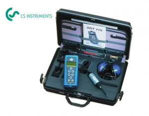 Air auditing with CS Instruments