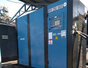 Air Rotory Equipment Rental & Breakdown