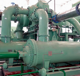 Air Rotory Sullair Centrifugal Compressor