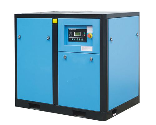This is a picture of a BOUWA™ Belt Driven Air Compressor