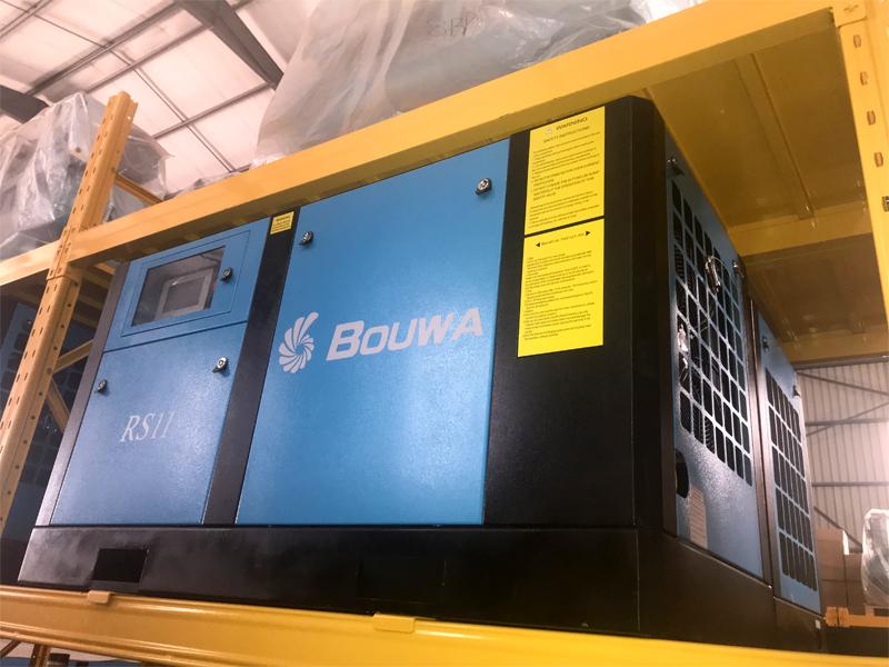 Bouwa Compressors_Air Rotory 10