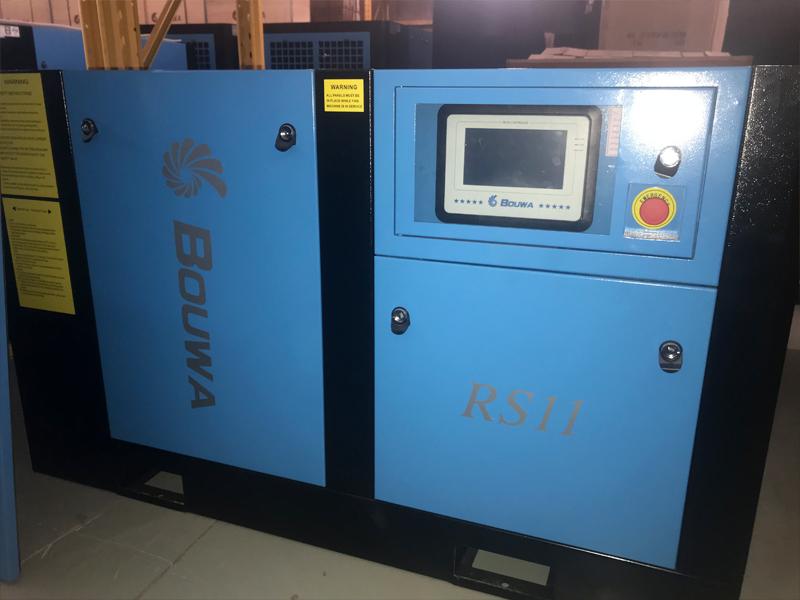 Bouwa Compressors_Air Rotory 12