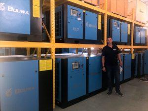 Bouwa Compressors_Air Rotory 13