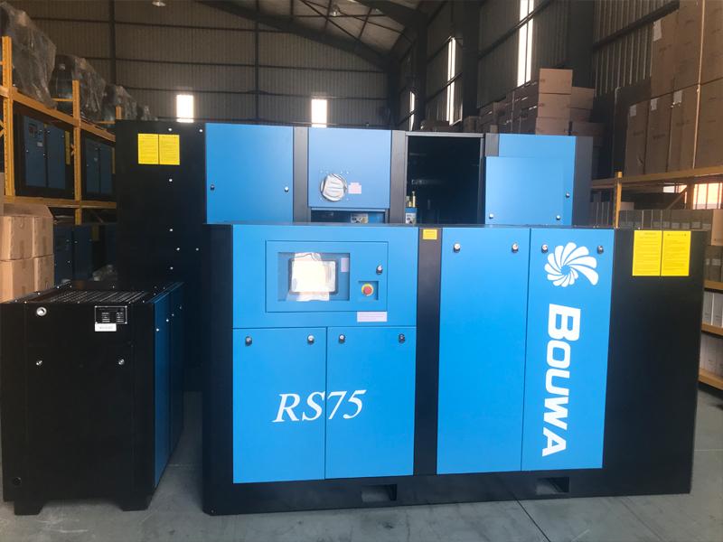 Bouwa Compressors_Air Rotory 15
