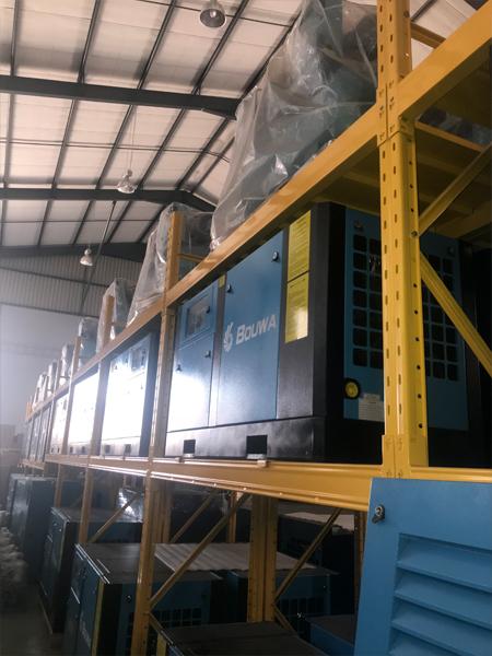 Bouwa Compressors_Air Rotory 6