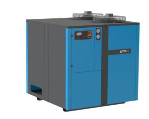 This is a picture of an Air Dryer , Model DGO 3600-7200