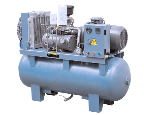 This is a picture of a BOUWA™ Direct Drive Air Compressor