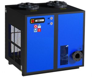 This is a picture of an Air Dryer manufactured by OMI™