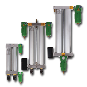 This is a picture of a HL- Mini Series Desiccant Dryer