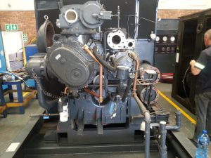 Airend Breakdown Repair and Maintenance