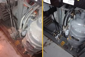 Serviced and maintained by Air Rotory