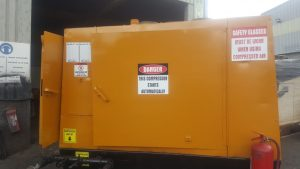 Compressor and generator rentals available