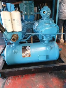Compressor and generator refurbishment