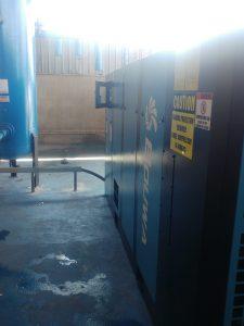 Servicing at customer premises
