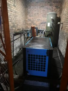 Servicing to make and models of compressors and generators