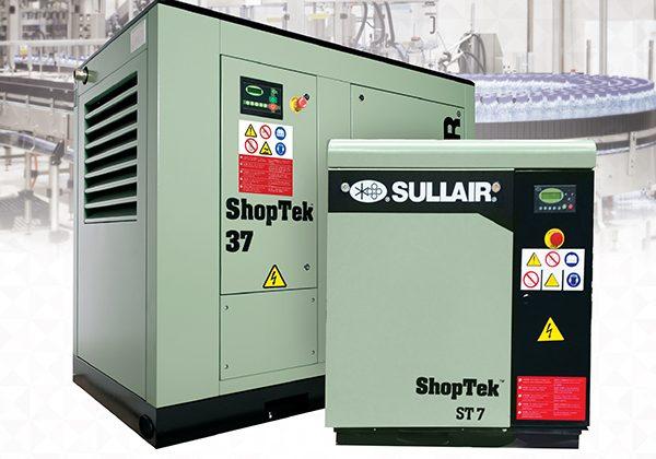 Image of a Sullair ShopTek 37