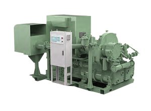 This is a picture of a SULLAIR Centrifugal Compressor_ T Series