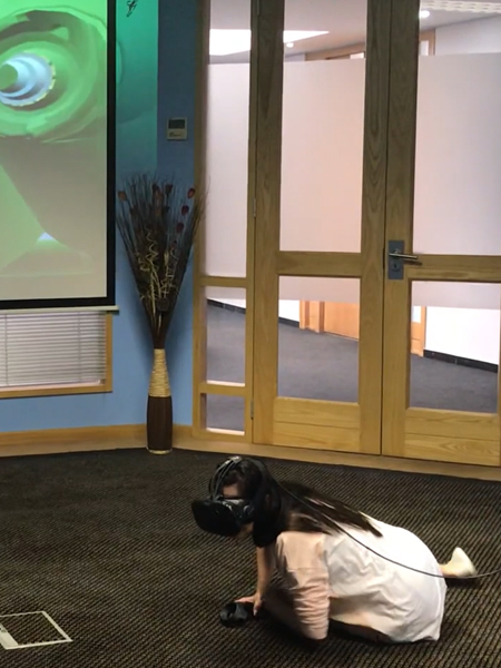 VR Sullair Product Training