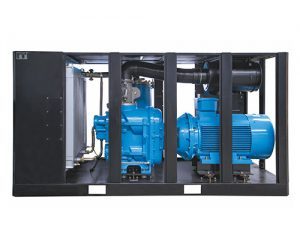 This is a picture of a BOUWA™ Two Stage Air Compressor