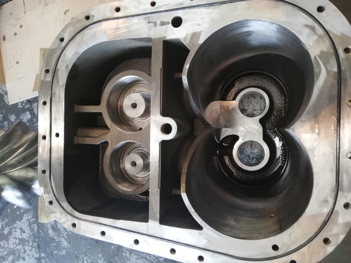 Air End maintenance and repair