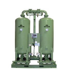 SULLAIR Heated Desiccant Dryer - DHL Series - supplied by Air Rotory