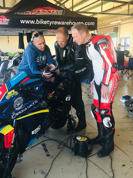 Sumitomo Rubber South Africa (Pty) Ltd's (SRSA) award-winning Dunlop brand is proud to be a sponsor of the legendary Allann Jon (AJ) Venter as he takes on the challenge at the Isle of Man TT (IoMTT) later this month.